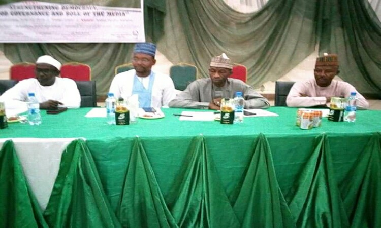 NUJ Marks Democracy Day With Public Lecture, Honours Three Eminent Nigerians