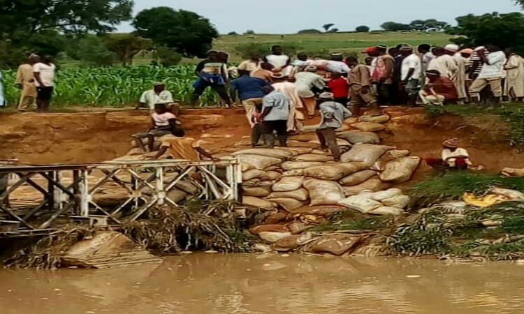 Zaria LG Boss Commiserates With Community Over Collapsed Bridge
