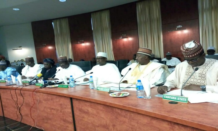 Northern Governors Meet In Kaduna To Chart A Way Forward For The Region